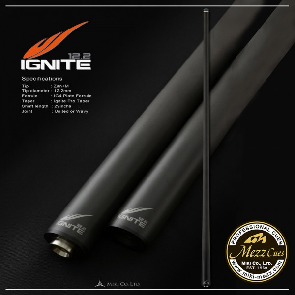 Mezz Shaft Shaft Miki Ignite 12 2 Shaft All