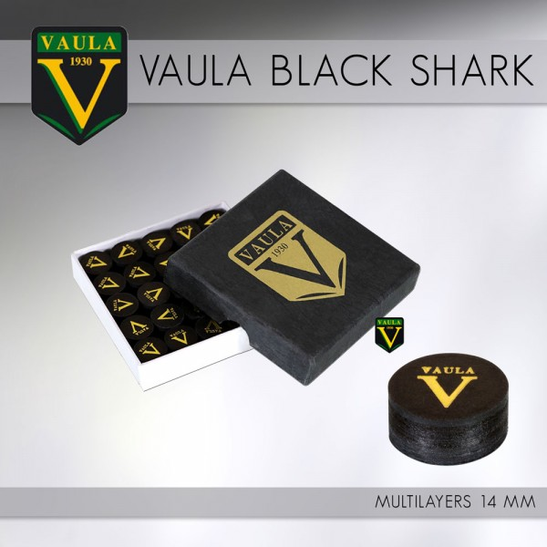 BLACK CUE TIP SHARK VAULA