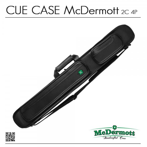 CUE CASE McDermott 2C 4P