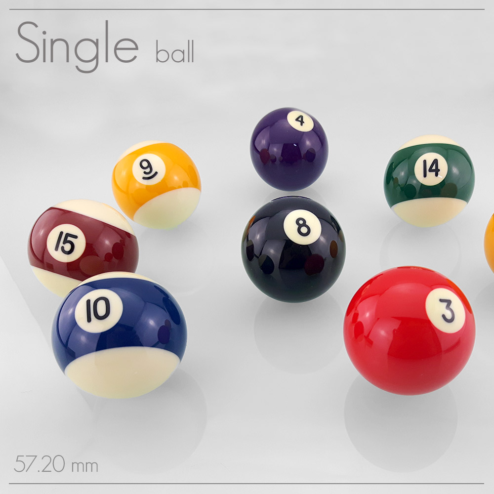 POOL BALL 57,00 MM