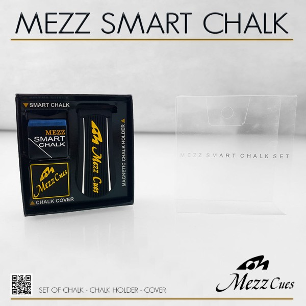 MEZZ SMART CHALK SET BLACK YELLOW