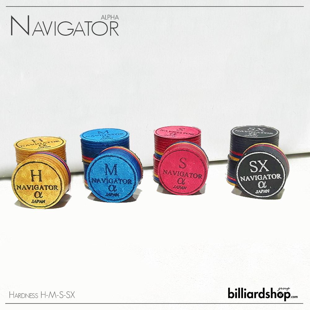 Layered HARD Premium Navigator Pool Cue Tip