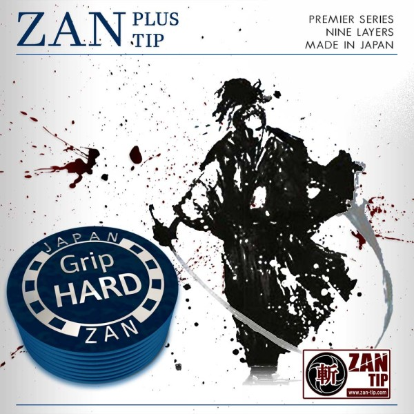 ZAN GRIP HARD CUE TIP