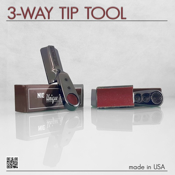 3-WAY TIP TOOL | scuffer