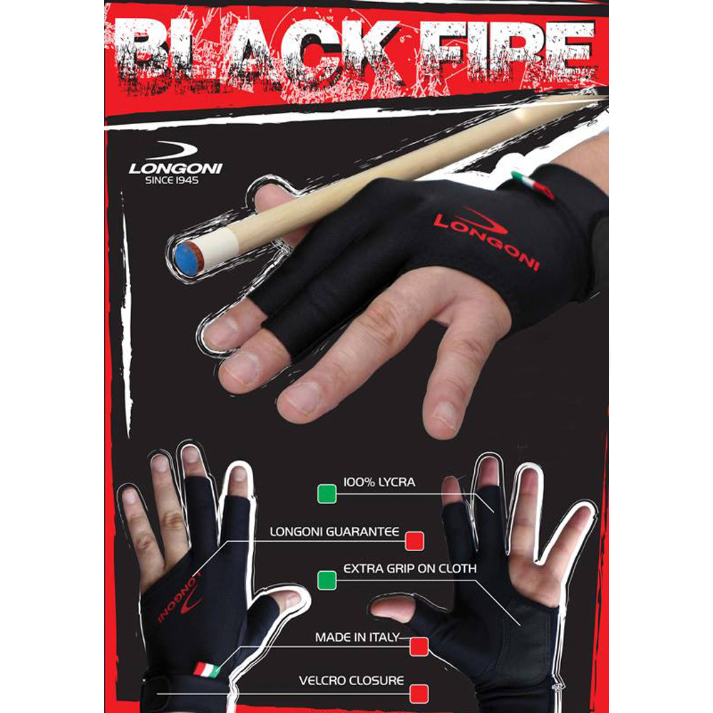 Gloves : GLOVE LONGONI FIRE