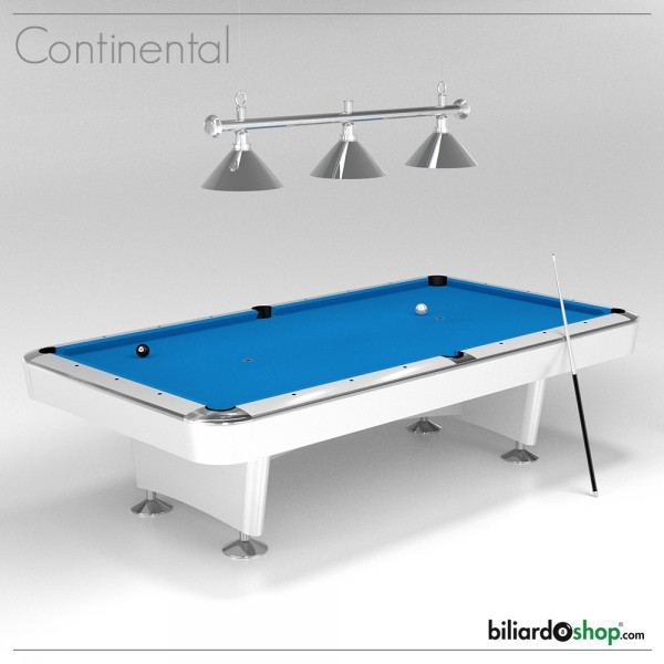 POOL TABLE 9 CONTINENTAL